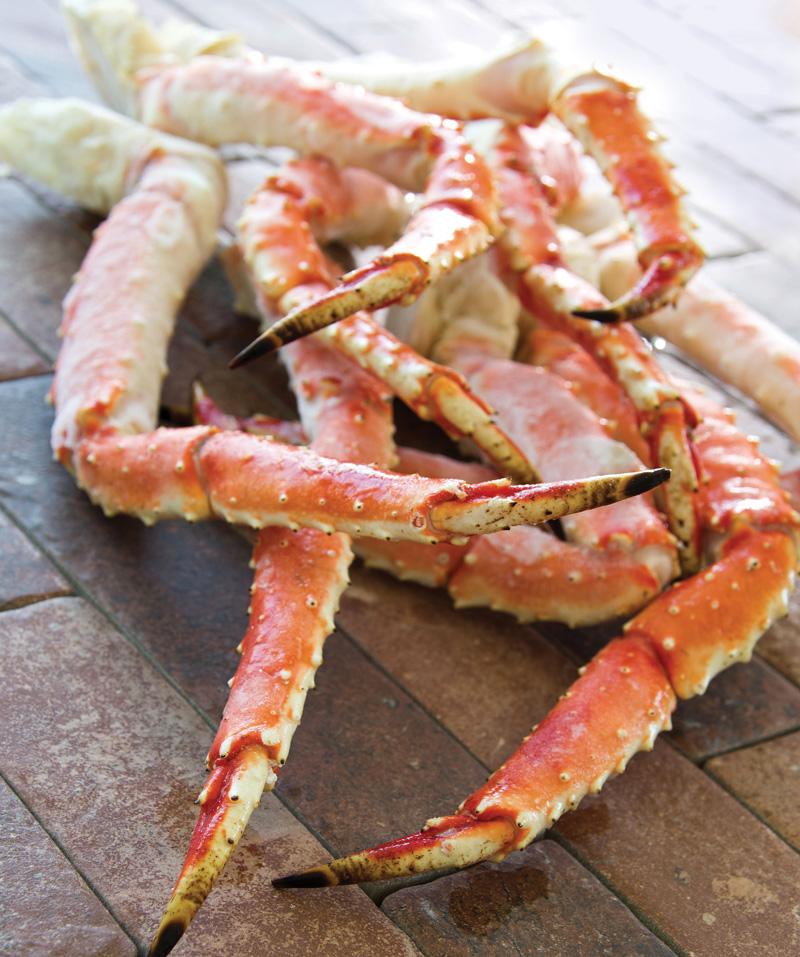 crabe, luxe, king crabe, pattes de crabe, mareyeur, poissonnerie, restaurant, auvergne maree