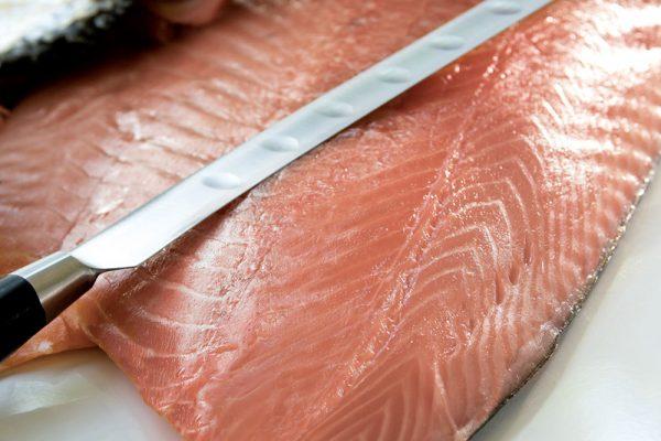 Saumon, fumé, haddock, hareng, kippers, poissons, truite
